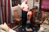 Daija: OTK - Hairbrush and Paddle