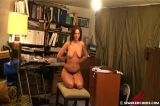 Coed Bailey Spanked OTK for Disobedience 3
